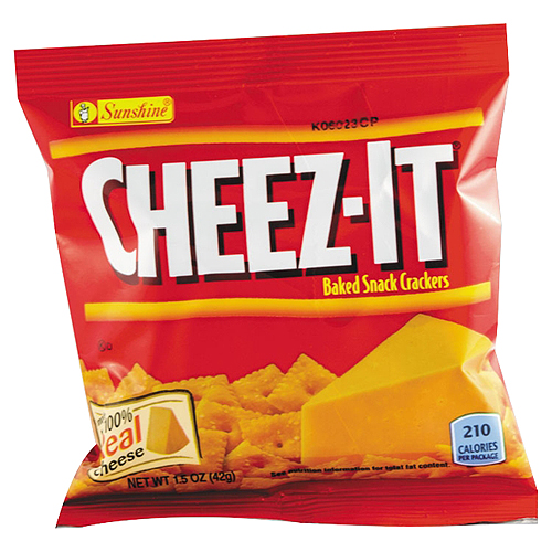 cheez its